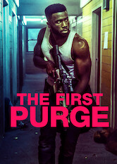 Search netflix The First Purge