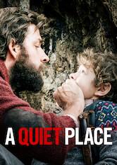 Search netflix A Quiet Place