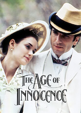Search netflix The Age of Innocence