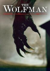 Search netflix The Wolfman